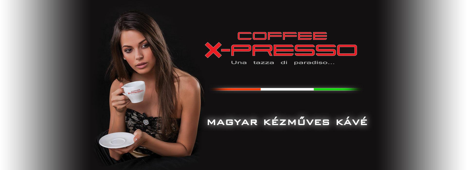 Kézműves kávék