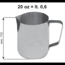 Inox tejkiöntő