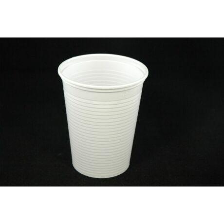 1,6 dl műanyag pohár (100 db)