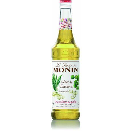 MONIN Makadámia dió szirup 0,7L