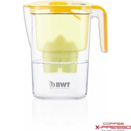 BWT Vida 2,6L Vízlágyító Kancsó Sárga