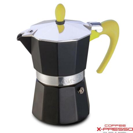 G.A.T. Nerissima kotyogós kávéfőző 1 csésze - Sárga