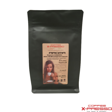 Nespresso Aroma Irish Cream