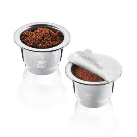 GEFU Conscio kávé kapszula szett 2részes