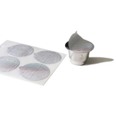 GEFU Conscio aromazáró matrica csomag kávékapszulához 80részes
