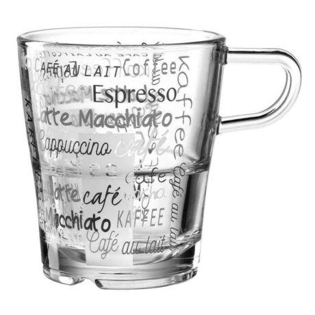 Leonardo Senso Cafe kávés-teás csésze