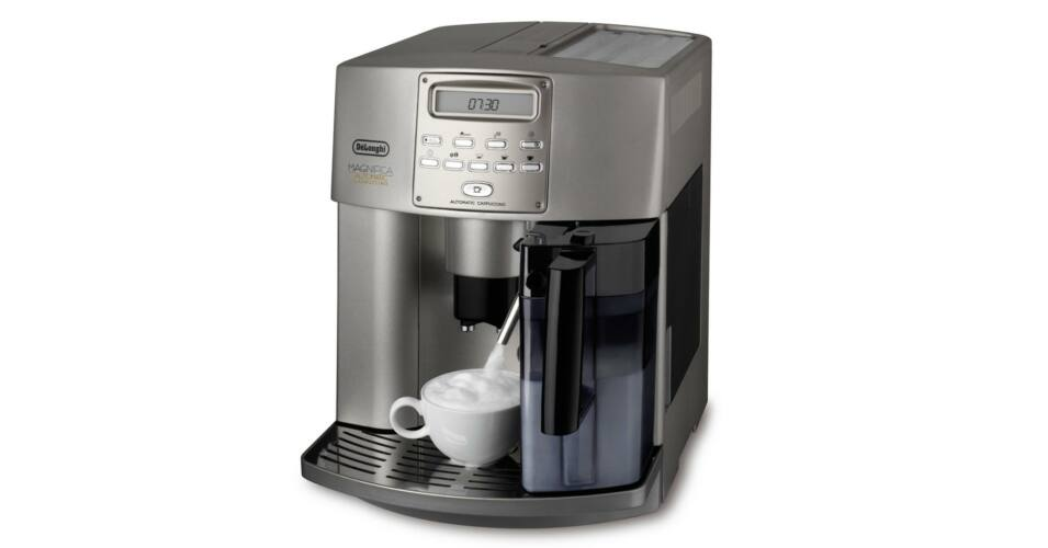 Delonghi Magnifica S Cappuccino Kávégépek, kávégép bérlés